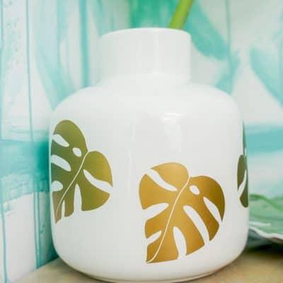 Easy Summer Vase DIY in Just 6 Steps!