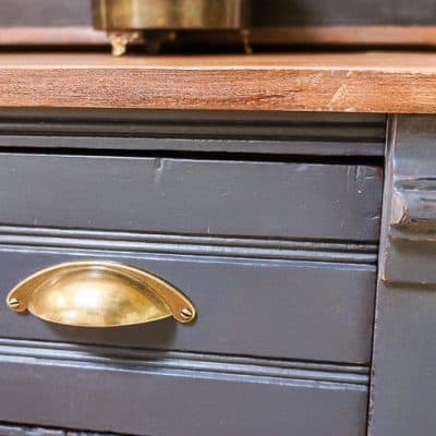 Tricks and Tips When Using Dark Wax for Antiquing Furniture