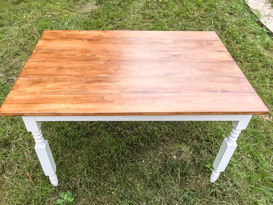 Learn How to Make an Easy to Build DIY Kitchen Table