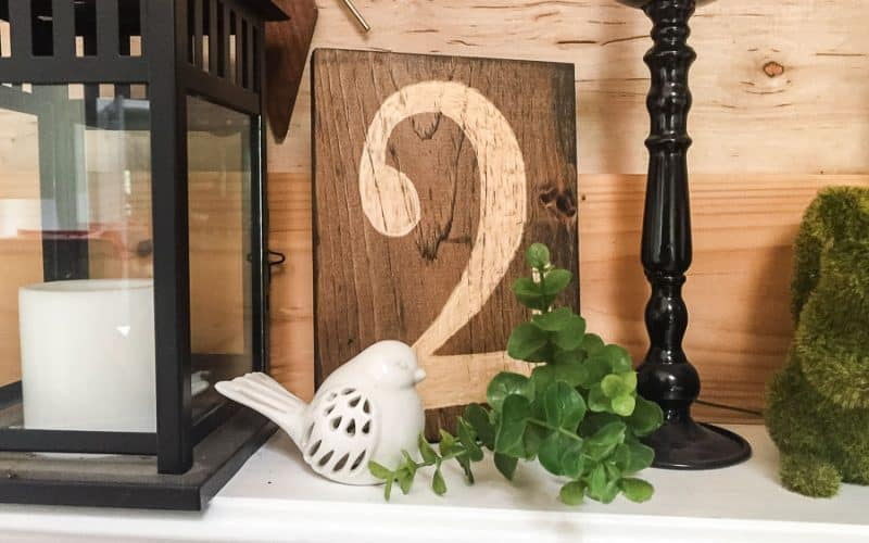 hand carved signs