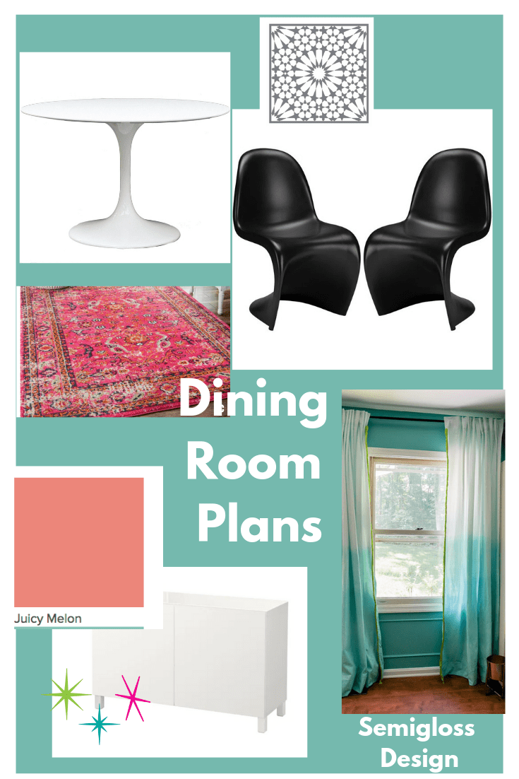 dining room plans