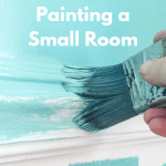 Learn How to Paint a Small Room, the Easy Way!