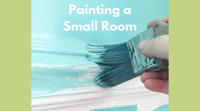 painting a small room