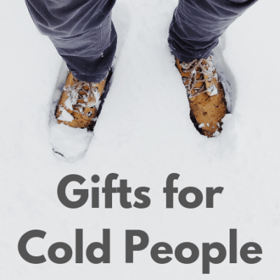 Best Friend Gifts: Gifts for Cold People