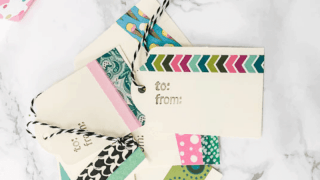 Make Your Own Holiday Gift Tags!