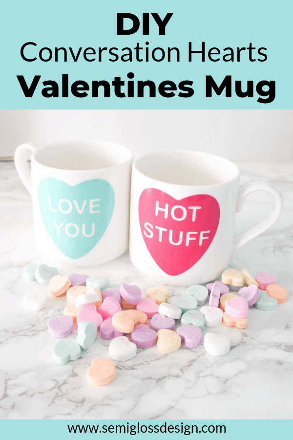 diy valentines mug