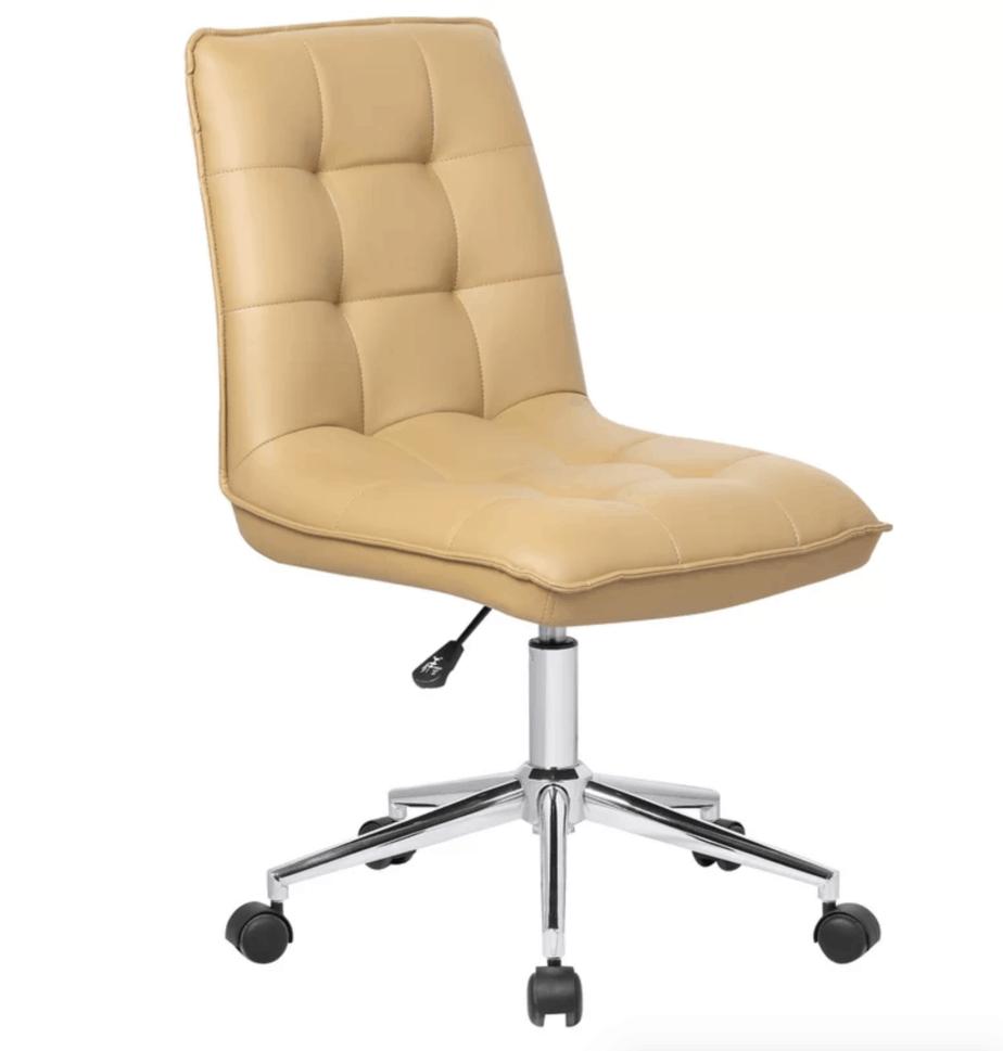 purchase cheap 33c2f e9104 Narrow Office Chairs that Won't Break the Bank - Semigloss ...