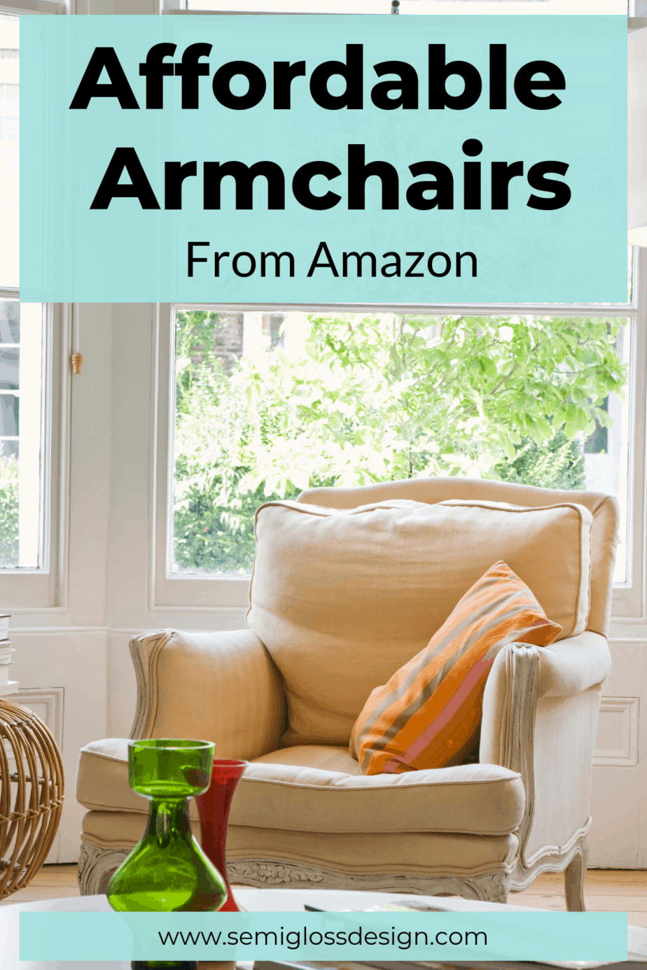 amazon armchairs