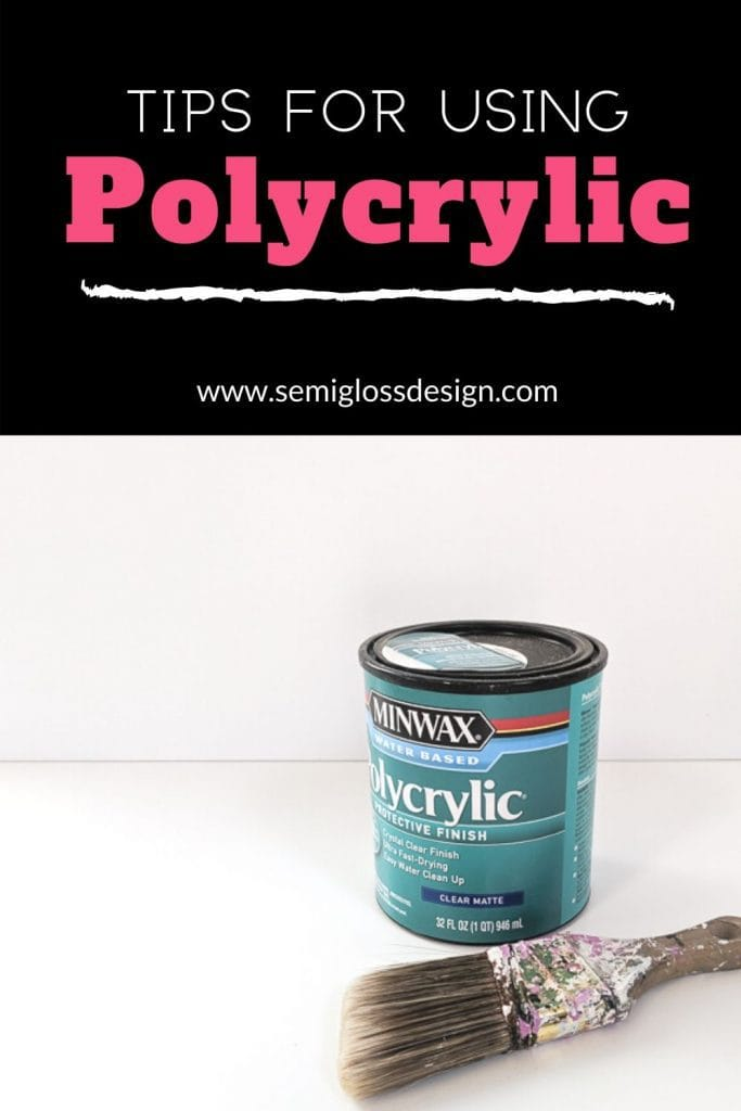 polycrylic tips