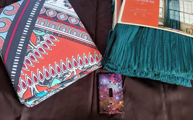 bedding for boho room