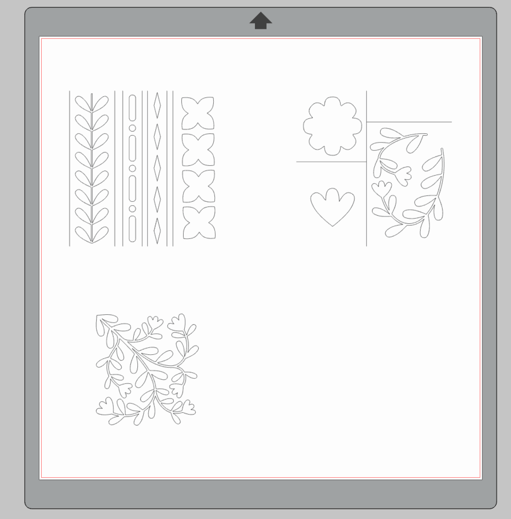 open .dxf file in silhouette studio