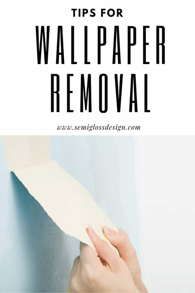 learn how to remove wallpaper
