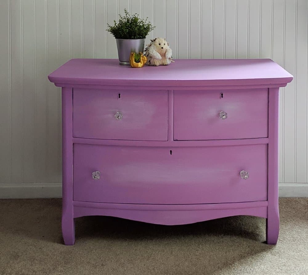 How to Make Your Own DIY Chalk Paint - Semigloss Design