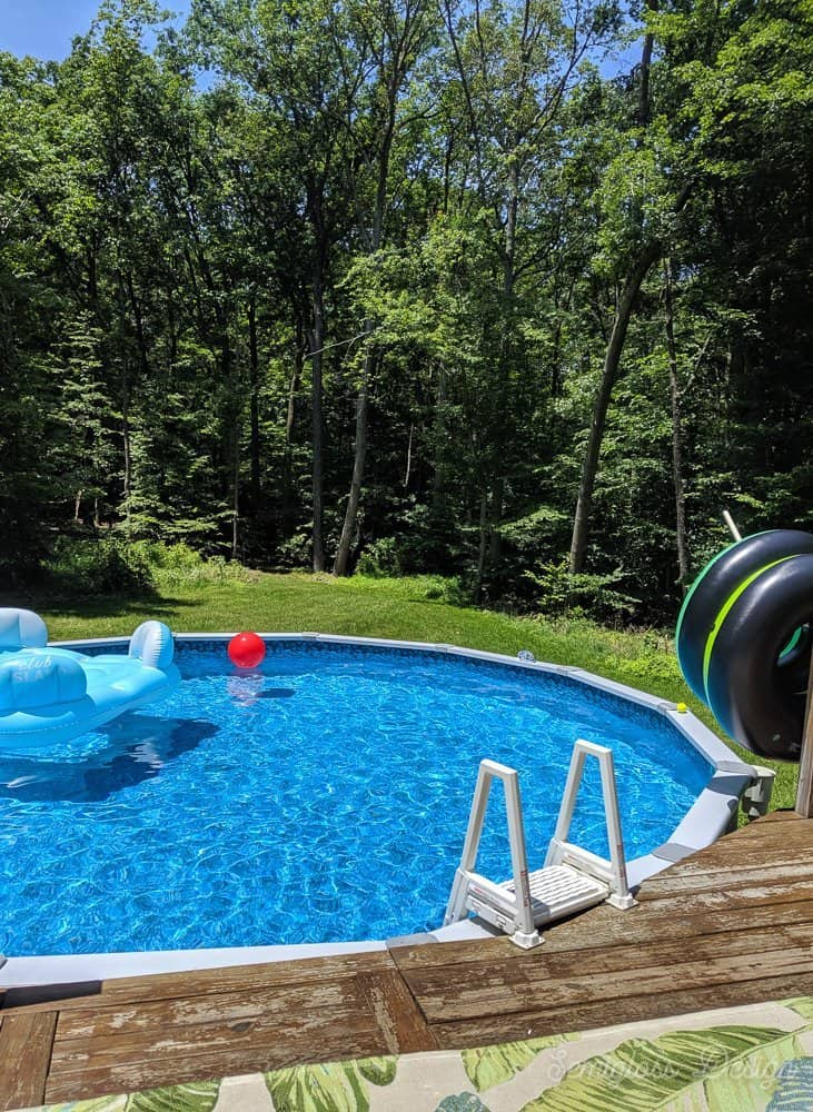 pool maintenance the easy way