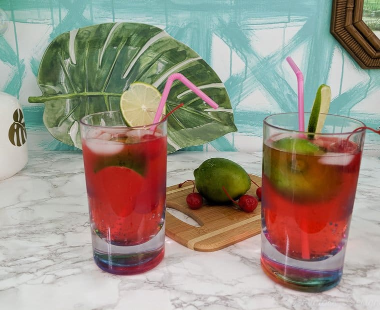adult cherry limeades