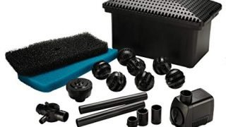 TotalPond Complete Filter Kit with 300 GPH Pump