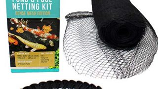 AlpineReach Koi Pond Netting Kit 15 x 20 Feet