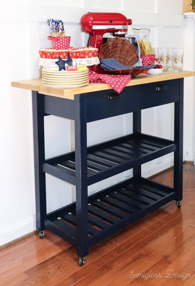 ikea hack kitchen island