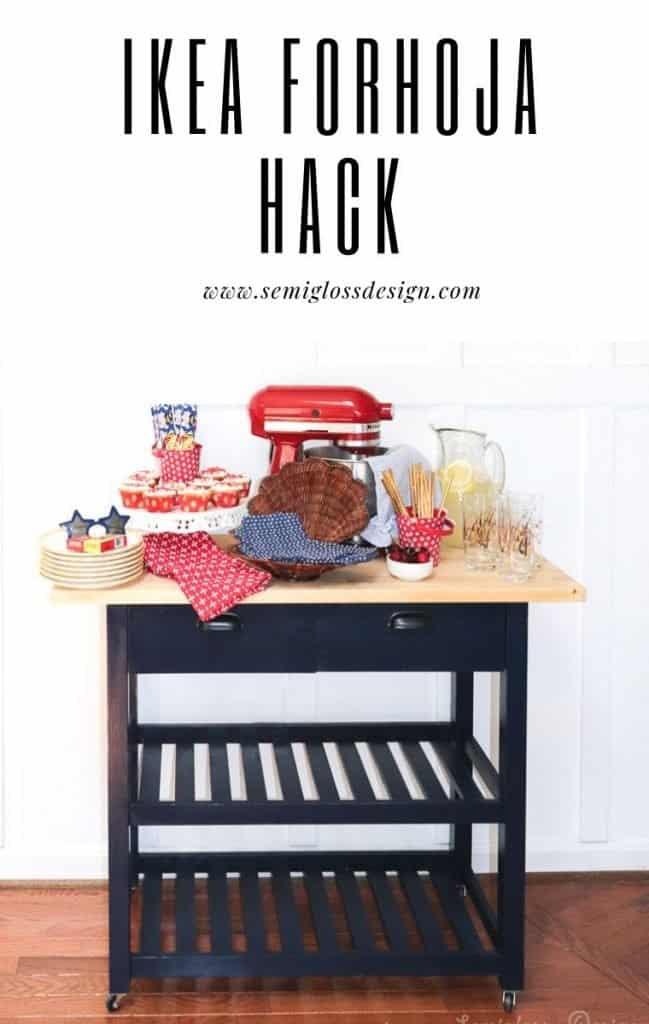 IKEA forhoja hack
