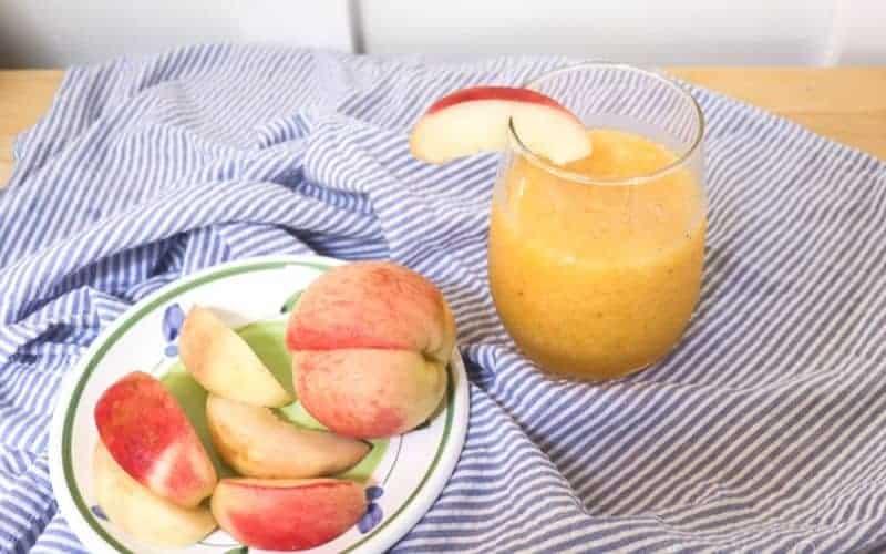 icy peach bellini recipe