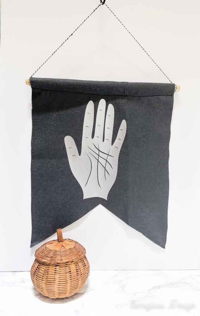 vintage palmistry inspired banner