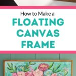 pin image - DIY frame collage
