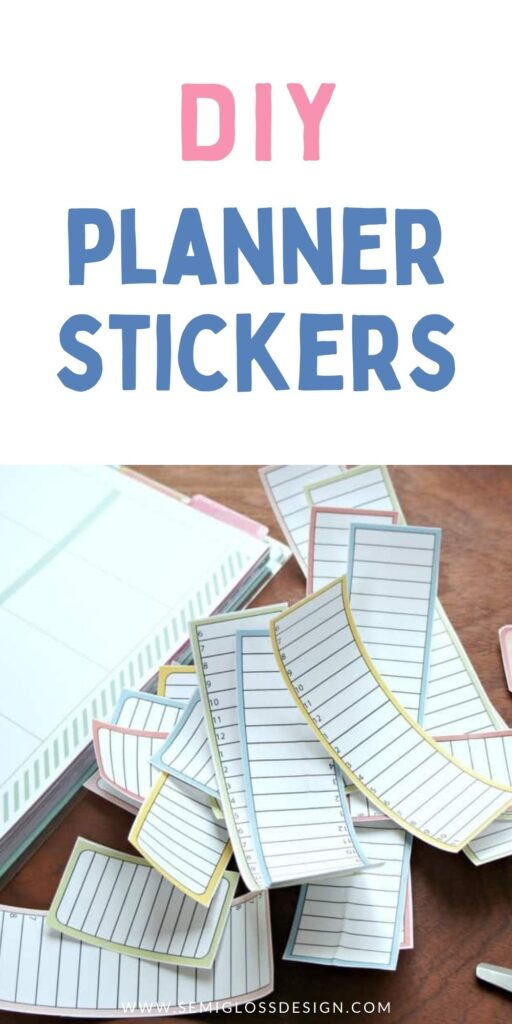 pin image - planner stickers