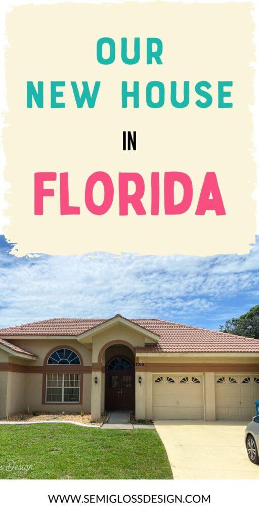 new florida house